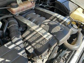 2001 Mercedes-Benz ML55 AMG 4x4 Wagon.