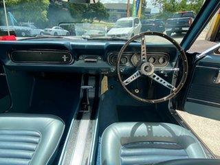 1966 Ford Mustang Hardtop.