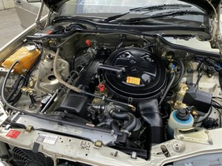 1990 Mercedes-Benz 300SE Sedan.