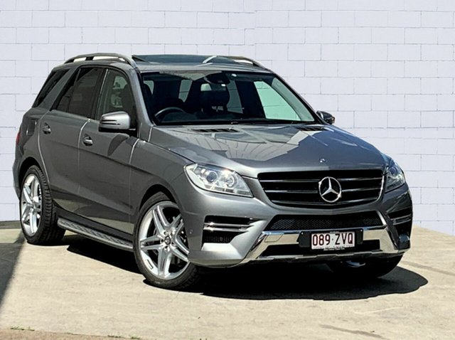Used Mercedes-Benz ML250 CDI BlueTEC 4x4, Moorooka, 2013 Mercedes-Benz ML250 CDI BlueTEC 4x4 Wagon