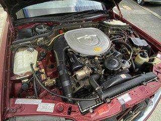 1991 Mercedes-Benz 420 SE Sedan.