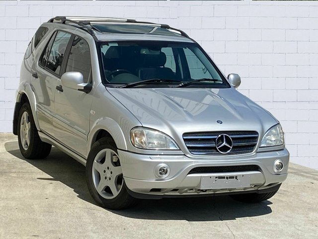 Used Mercedes-Benz ML55 AMG 4x4, Moorooka, 2001 Mercedes-Benz ML55 AMG 4x4 Wagon