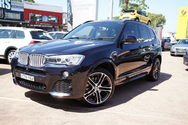 Used BMW X3 xDrive 28I, Brookvale, 2014 BMW X3 xDrive 28I Wagon
