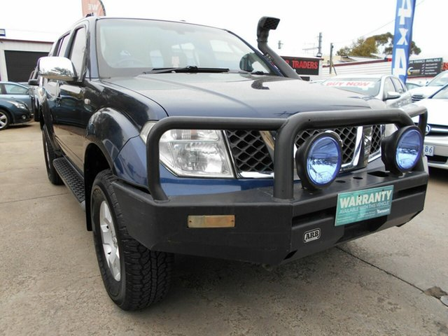 Discounted Used Nissan Pathfinder ST-L (4x4), Werribee, 2005 Nissan Pathfinder ST-L (4x4) Wagon
