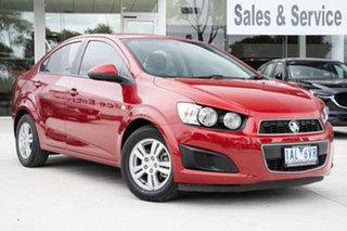 Used Holden Barina CD, Mulgrave, 2013 Holden Barina CD TM MY13 Sedan