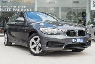 Used BMW 118i, Mulgrave, 2015 BMW 118i F20 MY15 Hatchback