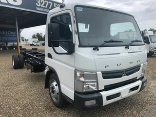 2012 Fuso Canter Cab Chassis.