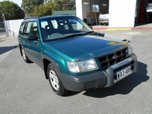 Used Subaru Forester RX Limited, Woodville, 1997 Subaru Forester RX Limited Wagon
