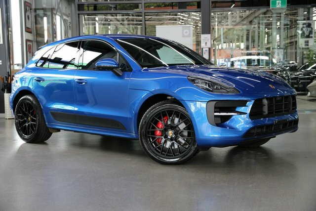 Used Porsche Macan GTS PDK AWD, North Melbourne, 2020 Porsche Macan GTS PDK AWD Wagon