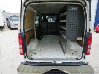 2016 Toyota HiAce Van.