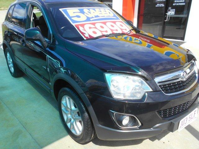 Used Holden Captiva 5, Springwood, 2012 Holden Captiva 5 Wagon