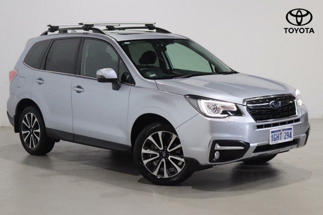 Used Subaru Forester 2.0D-S CVT AWD, Northbridge, 2017 Subaru Forester 2.0D-S CVT AWD Wagon
