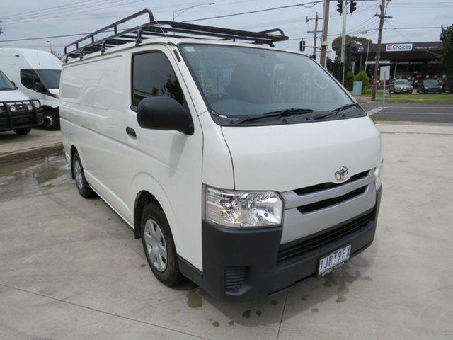 Used Toyota HiAce, Thomastown, 2016 Toyota HiAce Van