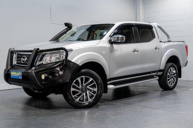 Used Nissan Navara ST (4x4), Slacks Creek, 2018 Nissan Navara ST (4x4) Dual Cab Pick-up
