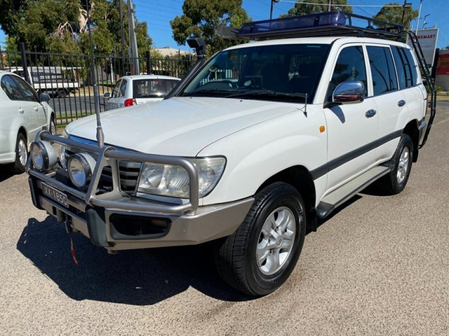 Discounted Used Toyota Landcruiser GXL (4x4), Woodville Park, 2006 Toyota Landcruiser GXL (4x4) Wagon
