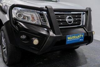 2018 Nissan Navara ST (4x4) Dual Cab Pick-up.