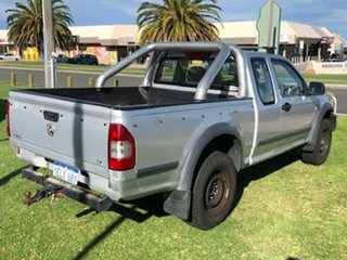 2004 Holden Rodeo LX Space Cab Utility.