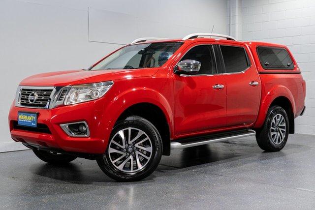 Used Nissan Navara ST-X (4x4), Slacks Creek, 2018 Nissan Navara ST-X (4x4) Dual Cab Utility