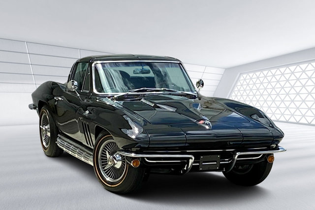 Used Chevrolet Corvette Stingray, Moorooka, 1965 Chevrolet Corvette Stingray Coupe