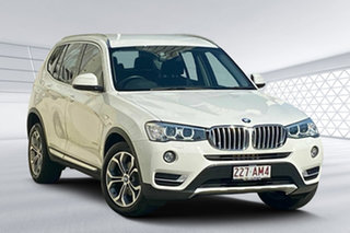 2016 BMW X3 xDrive 20I Wagon.