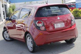 2013 Holden Barina CD Hatchback.