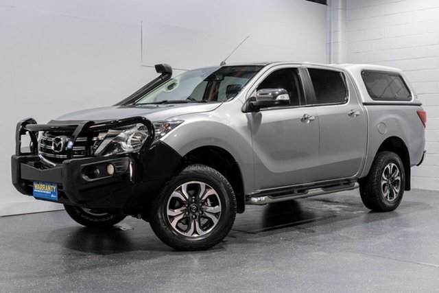 Used Mazda BT-50 GT (4x4), Slacks Creek, 2018 Mazda BT-50 GT (4x4) Dual Cab Utility