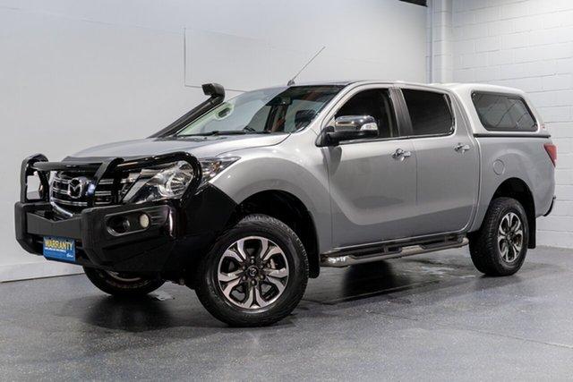 Used Mazda BT-50 GT (4x4), Slacks Creek, 2018 Mazda BT-50 GT (4x4) Dual Cab Utility