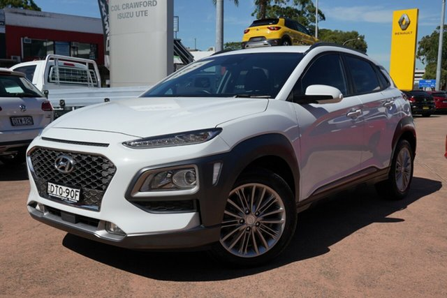 Used Hyundai Kona Elite (AWD), Brookvale, 2017 Hyundai Kona Elite (AWD) Wagon