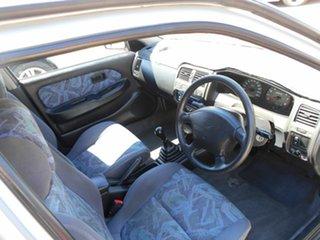 1999 Nissan Pulsar Q Hatchback.