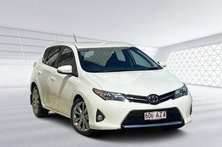 2012 Toyota Corolla Levin SX Hatchback.