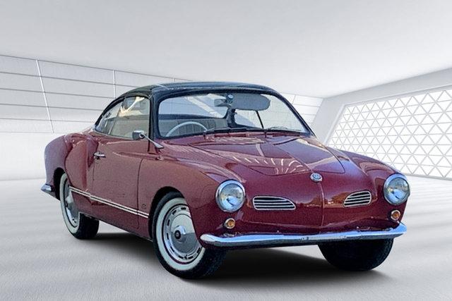 Used Volkswagen Karmann Ghia, Moorooka, 1960 Volkswagen Karmann Ghia Coupe