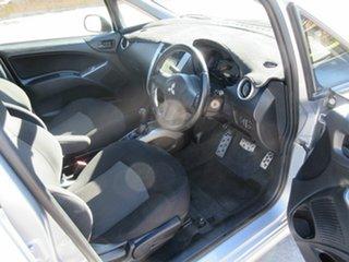 2010 Mitsubishi Colt VR-X Hatchback.