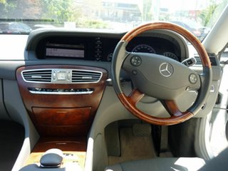 2007 Mercedes-Benz CL500 Coupe.