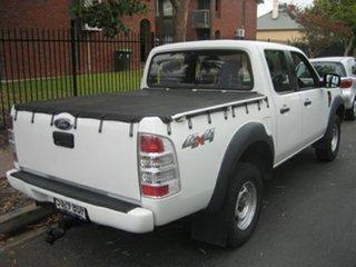 2009 Ford Ranger XL (4x4) Dual Cab Pick-up.