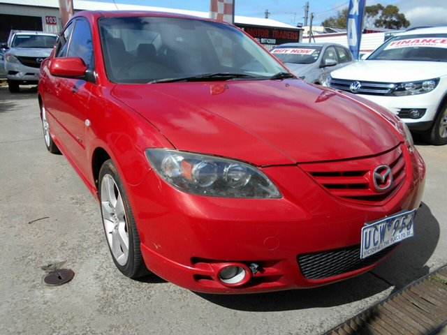 Discounted Used Mazda 3 SP23, Werribee, 2006 Mazda 3 SP23 Sedan