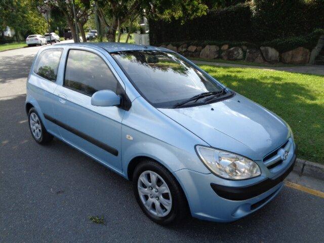 Used Hyundai Getz 1.4, Chermside, 2007 Hyundai Getz 1.4 TB Upgrade Hatchback