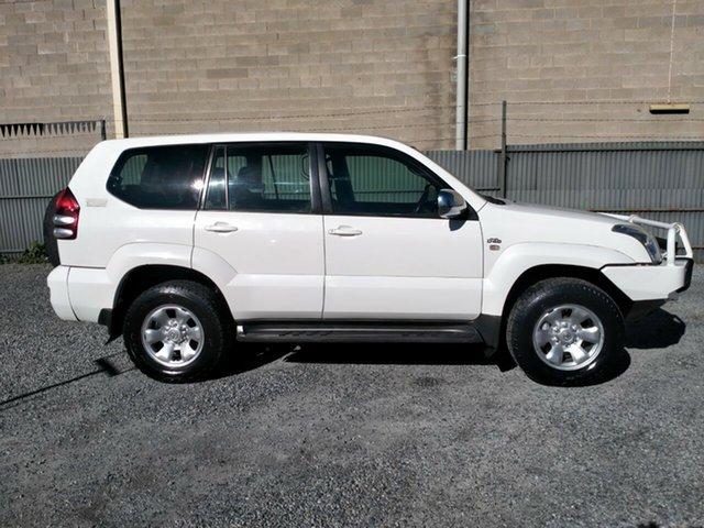 Used Toyota Landcruiser Prado GX (4x4), Klemzig, 2007 Toyota Landcruiser Prado GX (4x4) Wagon