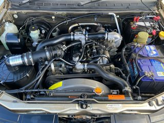 2003 Holden Rodeo LX Crew Cab Pickup.