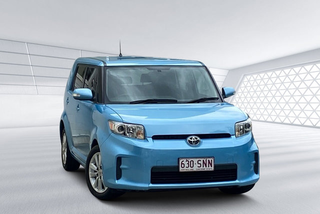 Used Toyota Rukus Build 2, Moorooka, 2012 Toyota Rukus Build 2 Wagon