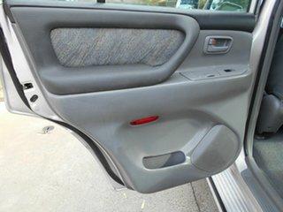 2001 Toyota Landcruiser GXL (4x4) Wagon.