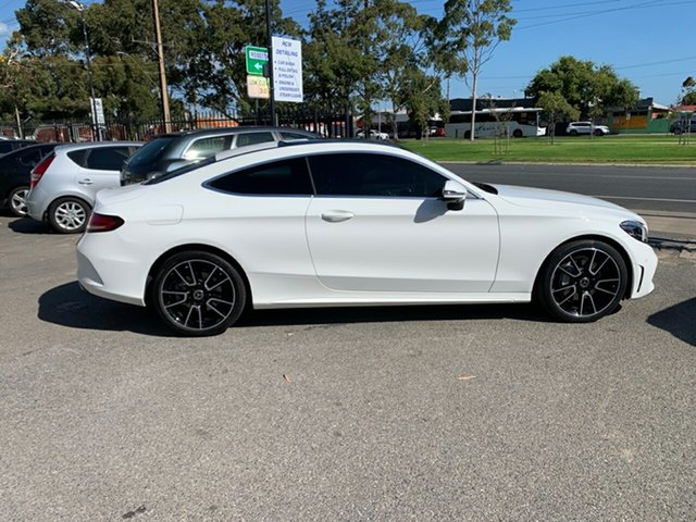 Used Mercedes-Benz C200 Sport Edition, West Croydon, 2019 Mercedes-Benz C200 Sport Edition Coupe