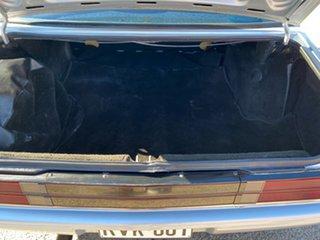 1985 Holden Calais Sedan.