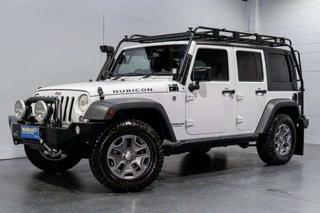 Used Jeep Wrangler Unlimited Rubicon (4x4), Slacks Creek, 2016 Jeep Wrangler Unlimited Rubicon (4x4) Softtop