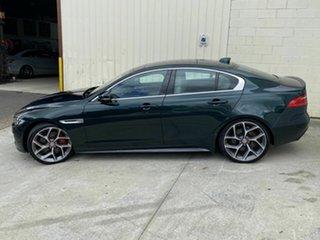 2016 Jaguar XE S Sedan.
