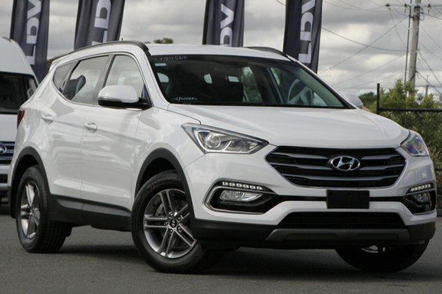 Used Hyundai Santa Fe Active, Bowen Hills, 2017 Hyundai Santa Fe Active Wagon