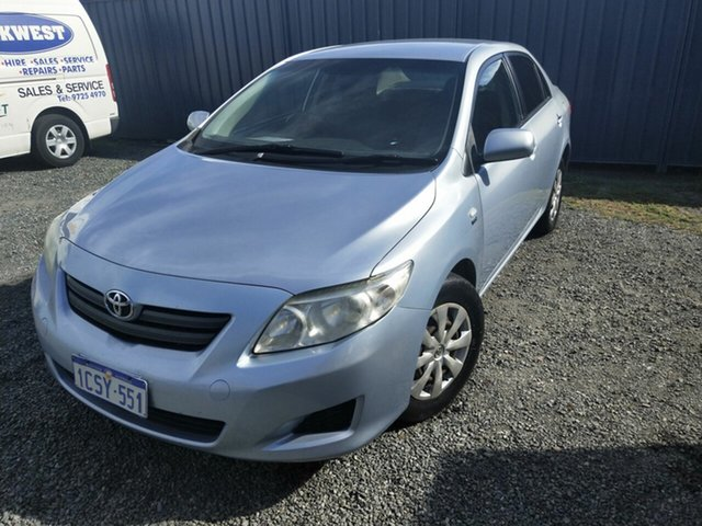 Used Toyota Corolla Ascent, Mandurah, 2008 Toyota Corolla Ascent ZRE152R Sedan