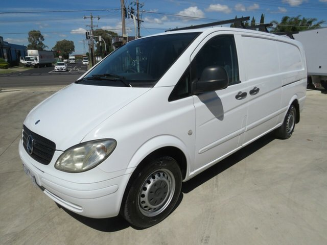Used Mercedes-Benz Vito, Thomastown, 2009 Mercedes-Benz Vito Van