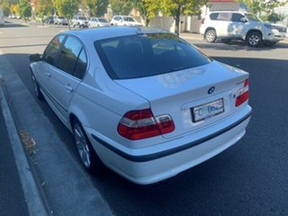 2002 BMW 320i Sedan.