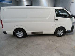 2015 Toyota HiAce Van.