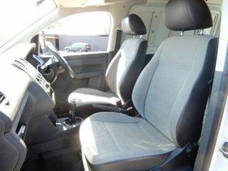 2013 Volkswagen Caddy TSI160 SWB Van.